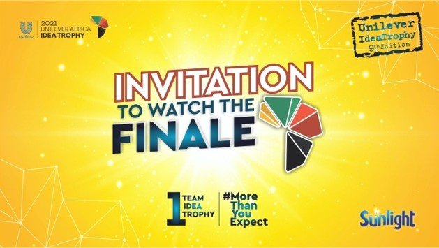 2021 Unilever Nigeria IdeaTrophy Competition Finale