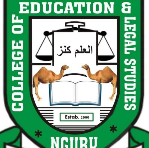 College of Education and Legal Studies, Nguru, Yobe State admission form