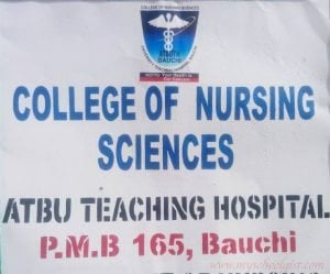 ATBUTH Post Basic Midwifery Admission Form