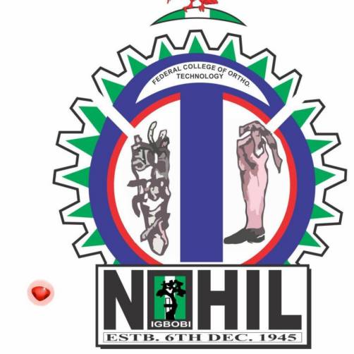 NOHIL Federal College of Orthopaedic Technology ND Programme Admission Form