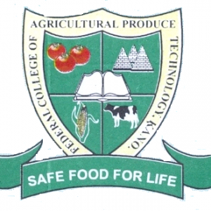 Federal College of Agricultural Produce Technology Kano (FCAPT) Admission Form