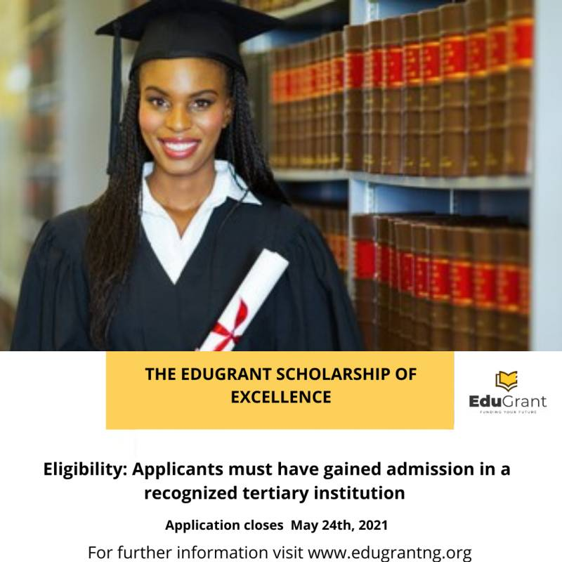 EduGrant Scholarship for Excellence