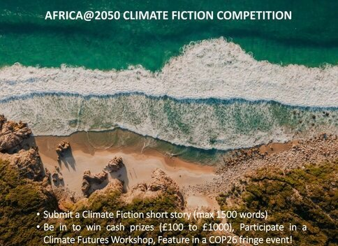 Africa@2050 Climate Fiction Competition