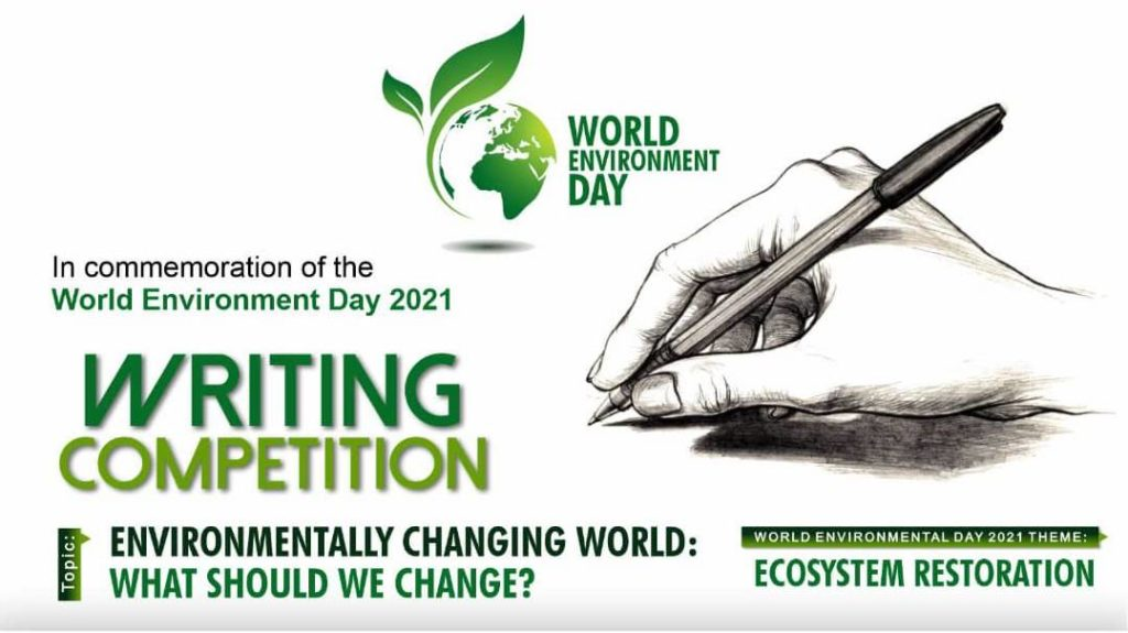 EMEND World Environment Day Writing Competition