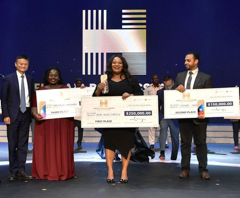 Jack Ma Foundation Africa's Business Heroes (ABH) Prize Competition