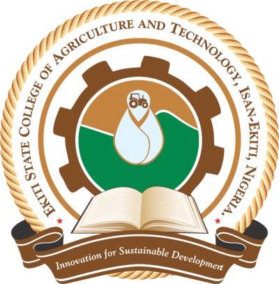 Ekiti State College Of Agriculture and Technology (EKSCAT) Post UTME Form