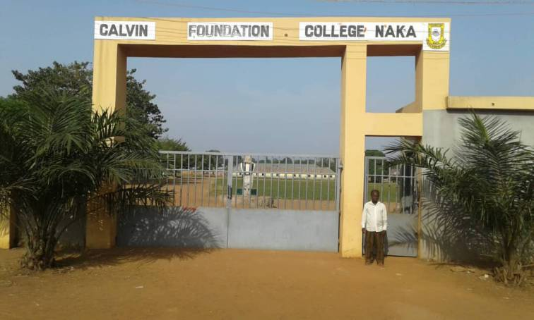 Calvin Foundation College of Education Admission Form